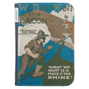 We Don't Want the Bacon Case For Kindle